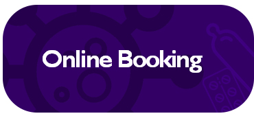 Online Booking Form Image