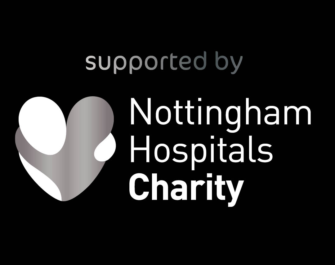 Supported by Nottingham Hospitals Charity