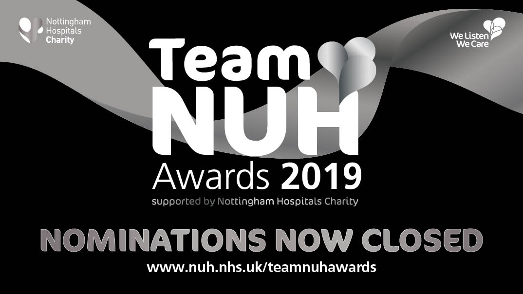 Nominations have now closed