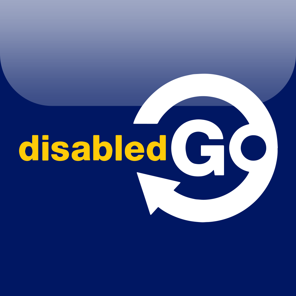 disabled go logo