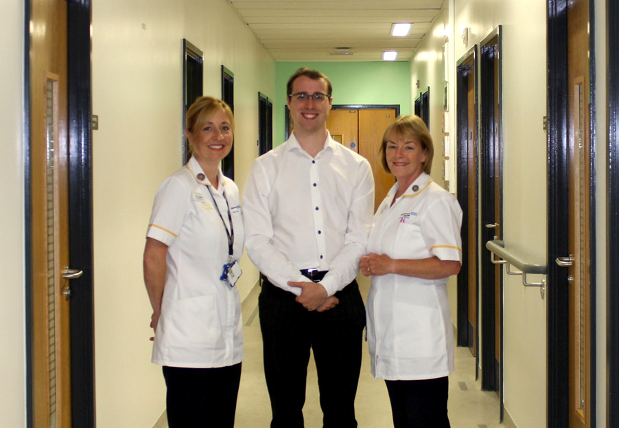 Nursing team image
