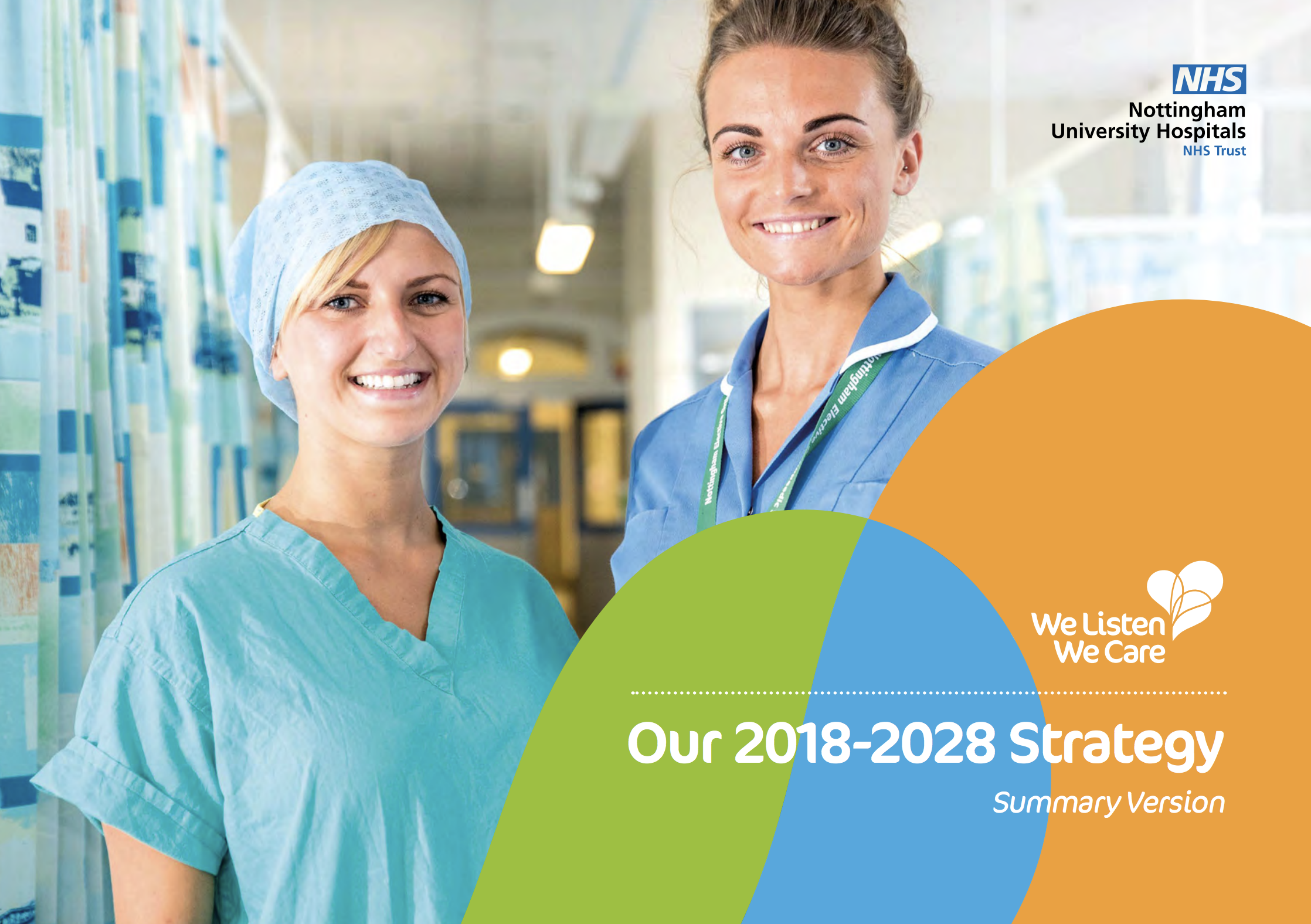 2018-2028 Strategy summary cover